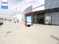 Ситилайт №92248 в городе Ивано-Франковск (Ивано-Франковская область), размещение наружной рекламы, IDMedia-аренда по самым низким ценам!