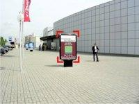 Ситилайт №92250 в городе Ивано-Франковск (Ивано-Франковская область), размещение наружной рекламы, IDMedia-аренда по самым низким ценам!