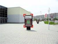 Ситилайт №92251 в городе Ивано-Франковск (Ивано-Франковская область), размещение наружной рекламы, IDMedia-аренда по самым низким ценам!