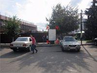 Ситилайт №92262 в городе Ивано-Франковск (Ивано-Франковская область), размещение наружной рекламы, IDMedia-аренда по самым низким ценам!