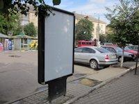 Ситилайт №92263 в городе Ивано-Франковск (Ивано-Франковская область), размещение наружной рекламы, IDMedia-аренда по самым низким ценам!