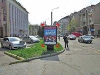 Ситилайт №92265 в городе Ивано-Франковск (Ивано-Франковская область), размещение наружной рекламы, IDMedia-аренда по самым низким ценам!