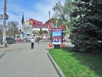 Ситилайт №92266 в городе Ивано-Франковск (Ивано-Франковская область), размещение наружной рекламы, IDMedia-аренда по самым низким ценам!