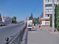 Ситилайт №92270 в городе Ровно (Ровенская область), размещение наружной рекламы, IDMedia-аренда по самым низким ценам!