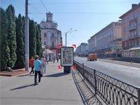 Ситилайт №92271 в городе Ровно (Ровенская область), размещение наружной рекламы, IDMedia-аренда по самым низким ценам!