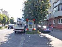 Ситилайт №92274 в городе Ровно (Ровенская область), размещение наружной рекламы, IDMedia-аренда по самым низким ценам!