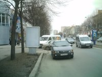 Ситилайт №92275 в городе Ровно (Ровенская область), размещение наружной рекламы, IDMedia-аренда по самым низким ценам!