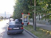 Ситилайт №92276 в городе Ровно (Ровенская область), размещение наружной рекламы, IDMedia-аренда по самым низким ценам!