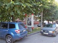 Ситилайт №92277 в городе Ровно (Ровенская область), размещение наружной рекламы, IDMedia-аренда по самым низким ценам!