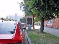 Ситилайт №92278 в городе Ровно (Ровенская область), размещение наружной рекламы, IDMedia-аренда по самым низким ценам!