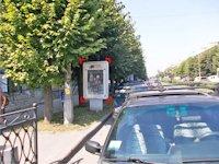 Ситилайт №92279 в городе Ровно (Ровенская область), размещение наружной рекламы, IDMedia-аренда по самым низким ценам!