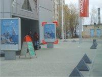 Ситилайт №92281 в городе Ровно (Ровенская область), размещение наружной рекламы, IDMedia-аренда по самым низким ценам!