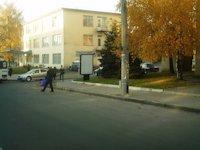 Ситилайт №92288 в городе Луцк (Волынская область), размещение наружной рекламы, IDMedia-аренда по самым низким ценам!