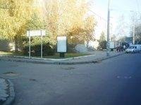 Ситилайт №92289 в городе Луцк (Волынская область), размещение наружной рекламы, IDMedia-аренда по самым низким ценам!