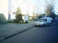 Ситилайт №92291 в городе Луцк (Волынская область), размещение наружной рекламы, IDMedia-аренда по самым низким ценам!