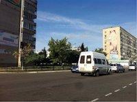 Брандмауэр №94252 в городе Энергодар (Запорожская область), размещение наружной рекламы, IDMedia-аренда по самым низким ценам!