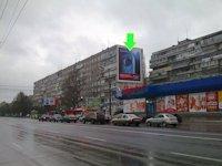Брандмауэр №94310 в городе Днепр (Днепропетровская область), размещение наружной рекламы, IDMedia-аренда по самым низким ценам!