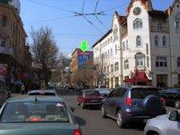 Брандмауэр №94312 в городе Днепр (Днепропетровская область), размещение наружной рекламы, IDMedia-аренда по самым низким ценам!