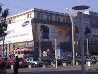 Брандмауэр №94314 в городе Днепр (Днепропетровская область), размещение наружной рекламы, IDMedia-аренда по самым низким ценам!
