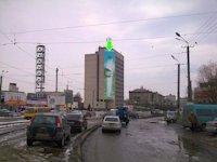 Брандмауэр №94318 в городе Днепр (Днепропетровская область), размещение наружной рекламы, IDMedia-аренда по самым низким ценам!