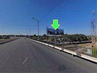 Брандмауэр №94325 в городе Днепр (Днепропетровская область), размещение наружной рекламы, IDMedia-аренда по самым низким ценам!