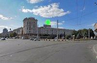Брандмауэр №94329 в городе Днепр (Днепропетровская область), размещение наружной рекламы, IDMedia-аренда по самым низким ценам!