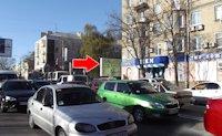 Скролл №9847 в городе Донецк (Донецкая область), размещение наружной рекламы, IDMedia-аренда по самым низким ценам!
